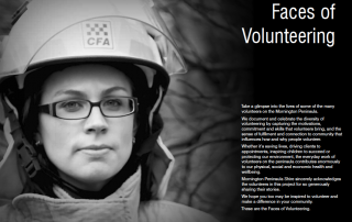Faces of Volunteering